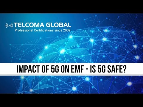 Impact of 5G on EMF – Is 5G Safe?