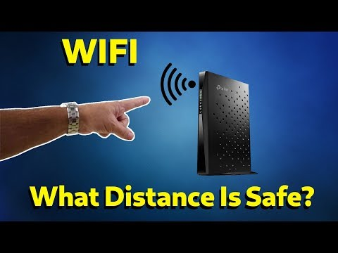 How Far Should You Be From Your Wireless Router?