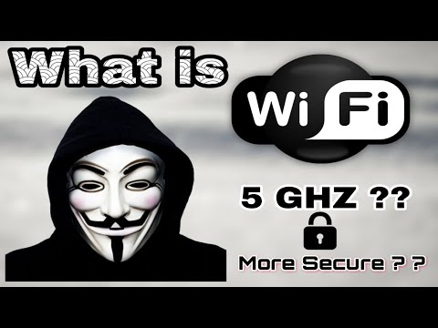 WHAT IS WIFI 5 – Wifi 5GHZ Explained  – Wifi 5G – Wifi Hack 2019