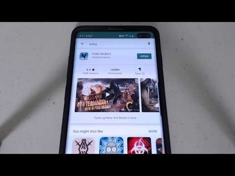 Downloading PUBG Mobile using 5G Internet! (WiFi)
