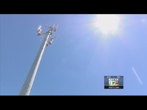 Could 5G cell phone towers be dangerous to your health?