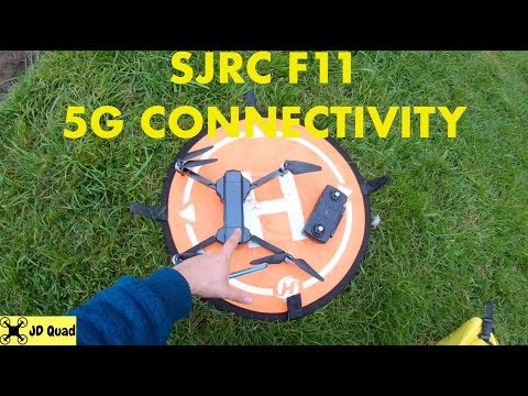 What's The Deal With 5G WiFi Quadcopters & Smartphones Video