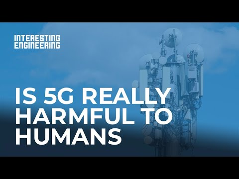 Is 5G safe to humans (and our environment)?