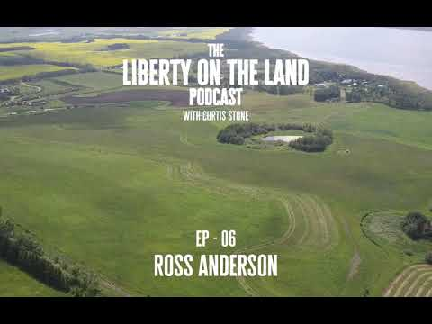 Liberty on the Land – Ep 06 – Ross Anderson – The Health Risks and Solutions for EMF / 5G