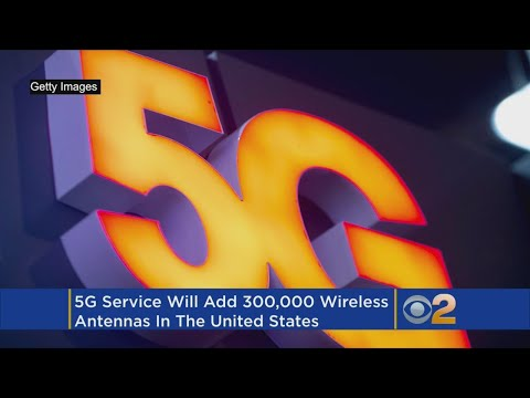 5G Wireless Service Is Coming, And So Are Health Concerns Over The Towers That Support It