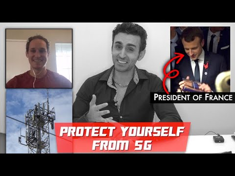 How To Protect Yourself From 5G like the President of France | Is 5G Safe?