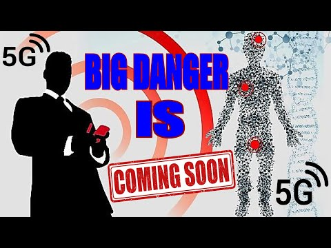 Serious Diseases & dangers of 5G : Impact of 5G radiation on human health