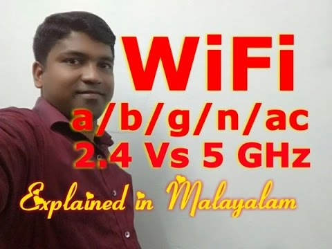 WiFi Explained in Detail [Malayalam] . RANDOM THOUGHTS #38