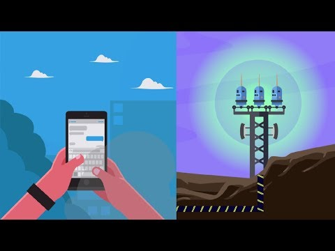 How WiFi and Cell Phones Work | Wireless Communication Explained