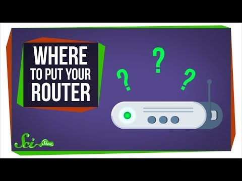Where Should I Put My Wi-Fi Router?