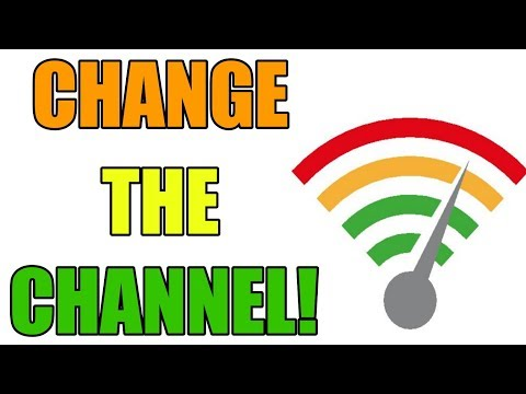 When To Change Your WiFi Channels And What Channel You Should Use!