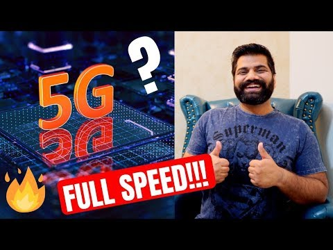 All About 5G – The Next Gen Network – 5G Explained!!!🔥🔥🔥
