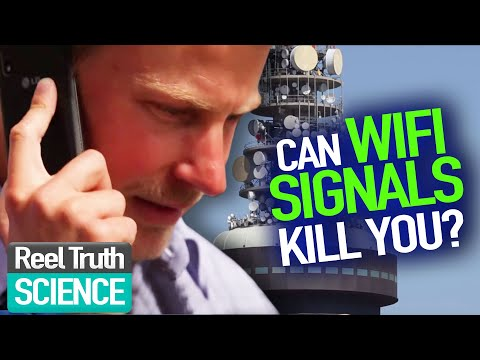 WIFI's Effect on HEALTH | An Invisible Truth (Technology Documentary) | Reel Truth Science
