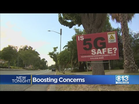 Parents Boosting Concerns About 5G