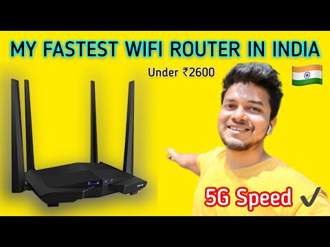 ✌🏻FINALLY I BOUGHT MY FASTEST 5G WIFI ROUTER | मेरा फास्ट 5G वाईफ़ाई रोटर in INDIA