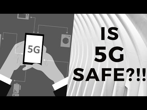 5G Networks , are they safe? | 5G tower radiation | 5G wireless networks aren't dangerous
