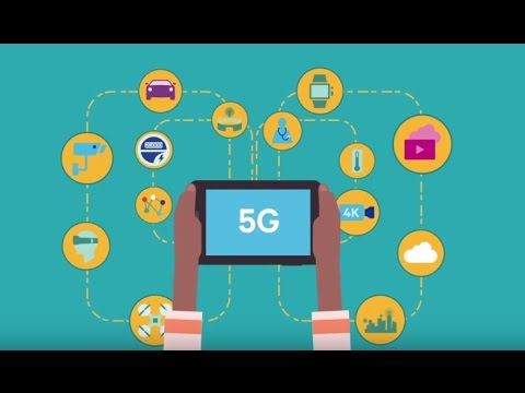 Uses for 5G Explained in 101 Seconds