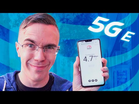 Trying AT&T's Fake 5G