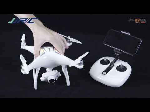 JJRC X6 Aircus 5G WIFI FPV Double GPS With 1080P RC Drone