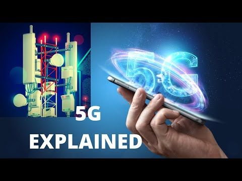 What Is 5G? 5G Explained ( All You Need To Know About The 5G Network )