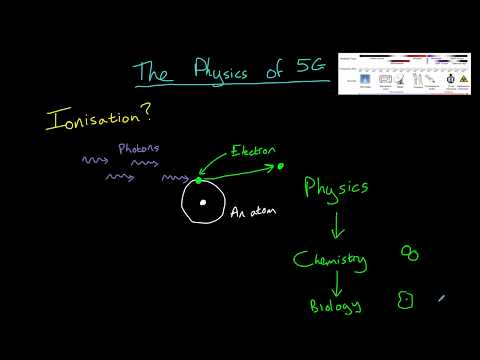 The Physics of 5G