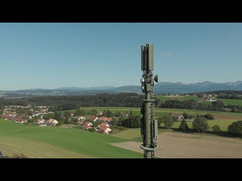 Health fears prompt Swiss 5G revolt | AFP