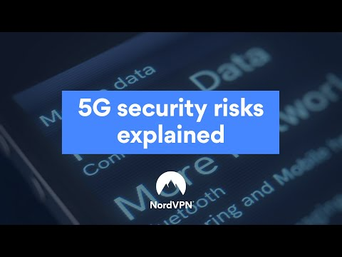 5G security risks explained I NordVPN