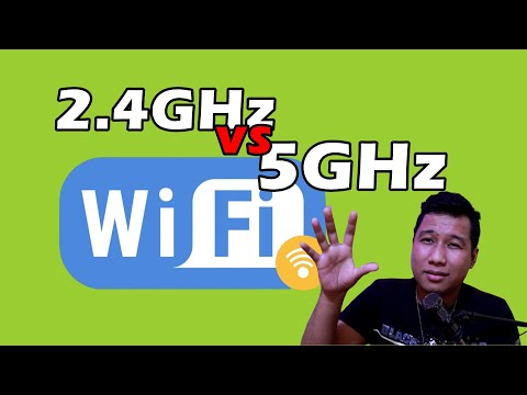 WiFi 2.4GHz and 5GHz Frequencies Explained | Simpleng Paliwanag