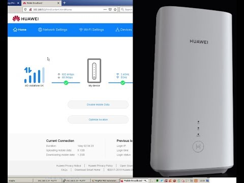 Web admin interface of the HUAWEI 5G CPE Pro router. How do you turn off wifi?