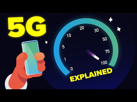 5G Technology – Explained (New Apple iPhone 12 Tech)