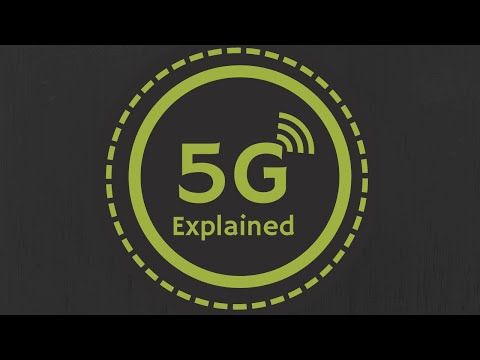 5G Explained   What is 5G ? How 5G works? 5G Frequency Bands Explained