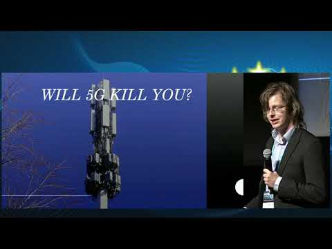 Grant Colgan – 4G-5G Good for your health bad for security