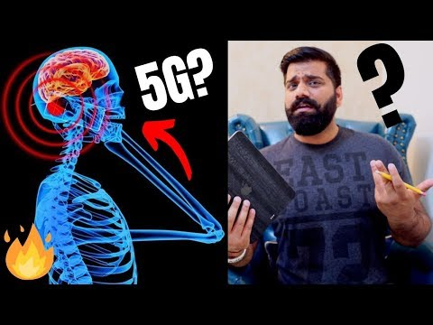5G Will Cause Cancer? 5G Radiation Problems???🔥🔥🔥