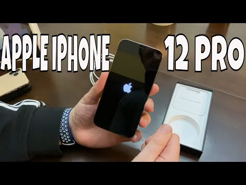 Apple iPhone 12 PRO – UNBOXING – 5G – WIFI & Video Comparison  with 11 PRO MAX  WORTH The UPGRADE?