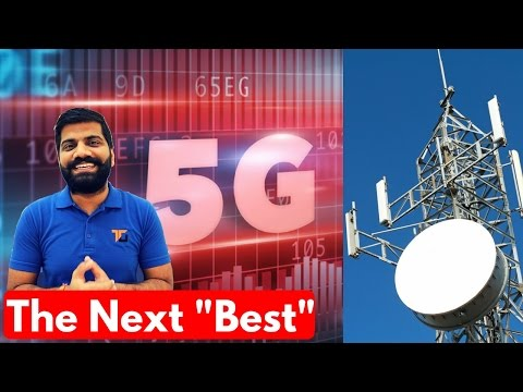 5G Technology Explained – The Future is near!!!