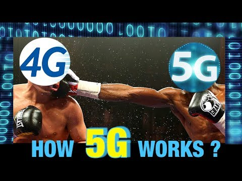 What is 5G? I How 5G Works