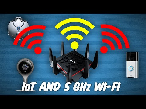 How to Connect 2.4 GHz Smart Home Devices to a 5 GHz WiFi Router