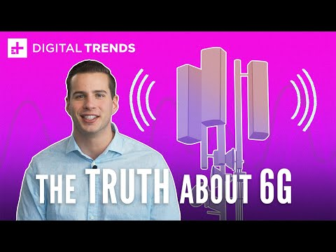 What is 6G? | The Deets
