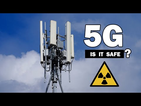 5G In Africa: IS IT SAFE?