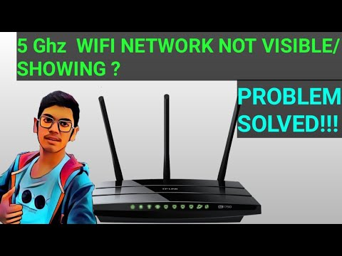 5ghz Wifi Network Not Showing Problem Solved !!!🔥🔥🔥