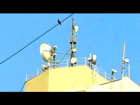 Are cellphone towers, mobiles a health hazard?
