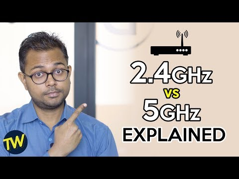 2.4GHz vs 5GHz WIFI | Whats difference? | Which is better? | Dual Band or Single Band WiFi Router