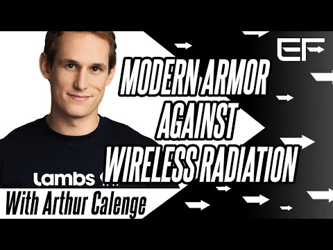 5G and EMF Dangers and How to Safeguard Your Health | Arthur Calenge on Ever Forward Radio