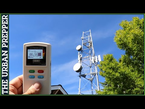 How Much EMF Radiation Are We Exposed To?
