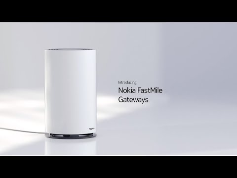 Nokia FastMile 5G Fixed Wireless Access Gateway