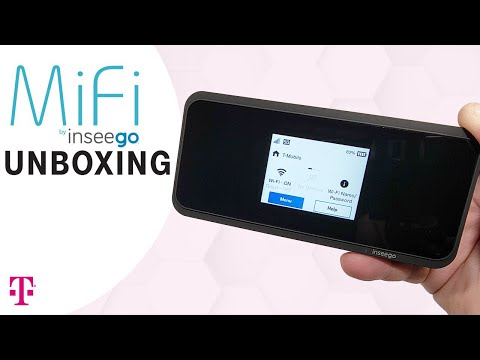 Inseego MiFi M2000 5G Mobile Hotspot Unboxing – Work and Play on the Go | T-Mobile