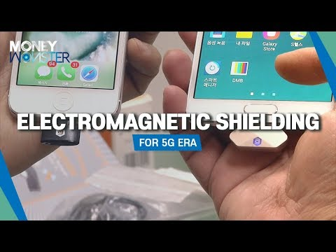 [Money Monster] Electromagnetic shielding for 5G era