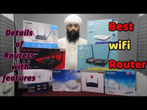 Best Wifi Routers for Home in India 2020   Wireless router for Office   2.4GHz Vs 5GHz WiFi routers