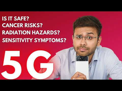 Is 5G Really Safe? Doctor answers.