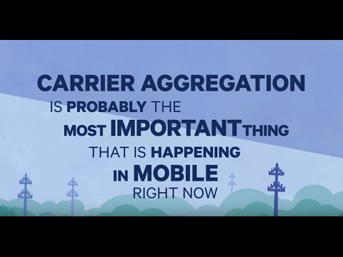Carrier Aggregation Explained In 101 Seconds